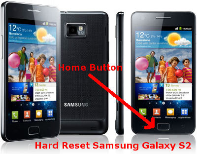 To Hard Reset Samsung Galaxy S2 (I9100) with Safety Step? : Hard Reset