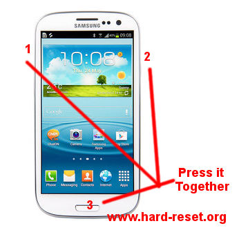 How To Safety Factory Reset Samsung Galaxy S3 (I9300) Format to