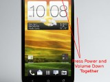 htc one x and htc one x plus hard reset