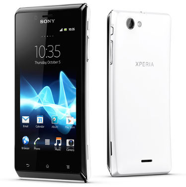 Safely Master Format SONY XPERIA J (ST26i/ST26a) with Easy Hard Reset