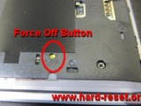 force off button sony xperia sp