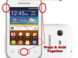 hard reset samsung galaxy pocket plus