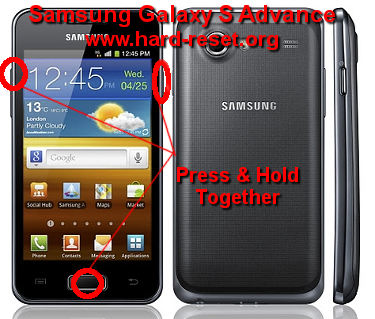 how to easily master format samsung galaxy s advance gt i9070 with rh hard reset org samsung galaxy s i9003 hard reset hard reset samsung galaxy s6