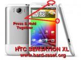 hard reset htc sensation xl