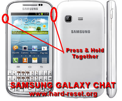 samsung galaxy chat keeps restarting itself