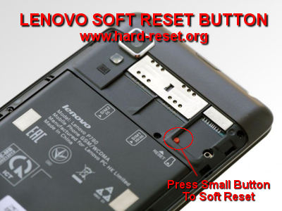 How to Easily Master Format LENOVO P780 with Safety Hard