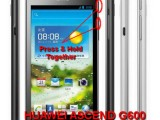 hard reset huawei ascend g600