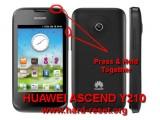 hard reset huawei ascend y210 y210c y210d
