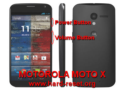 How to Easily Master Format MOTOROLA MOTO X with Safety Hard