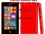 hard reset nokia lumia 525