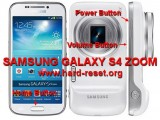 hard reset samsung galaxy s4 zoom
