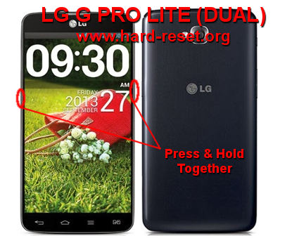 How to Easily Master Format LG G PRO LITE (DUAL) D680