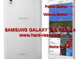 hard reset samsung galaxy tab pro