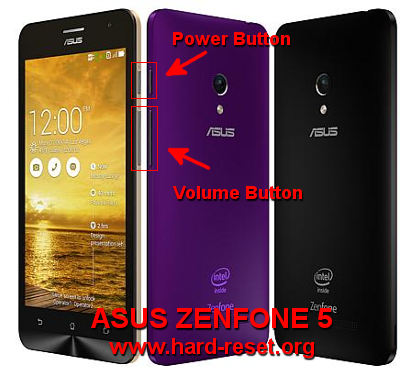 How to Easily Master Format ASUS ZENFONE 5 with Safety Hard