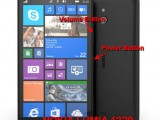 hard reset nokia lumia 1320