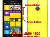 hard reset nokia lumia 1520