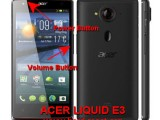 hard reset acer liquid e3