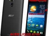 hard reset acer liquid e700 trio