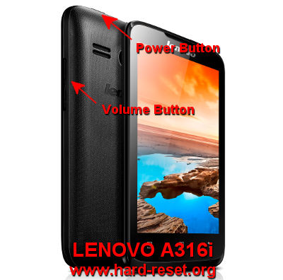 How To Easily Master Format LENOVO A316i With Safety Hard