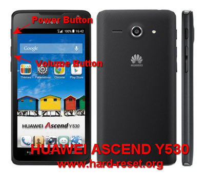 How to Easily Master Format HUAWEI ASCEND Y530 with Safety