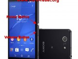hard reset sony xperia z3 compact