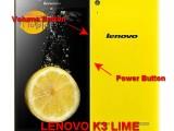 hard reset lenovo k3 lime