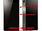 hard reset lenovo vibe shot to factory default