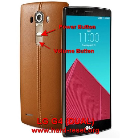 Instruction manual LG g4