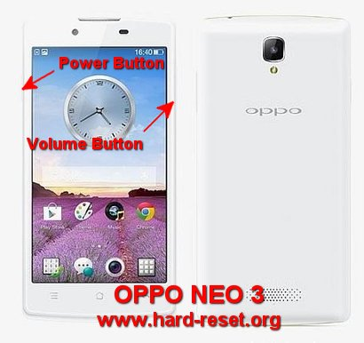 How to Easily Hard Reset OPPO NEO 3 (R831K) with Safety