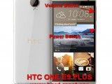 hard reset htc one e9 plus - master format