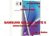 hard reset samsung galaxy note 5 to factory default