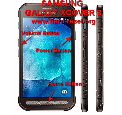 designer fashion 85af8 a172a How to Easily Master Format SAMSUNG GALAXY XCOVER 3 (SM-G388F) with ...
