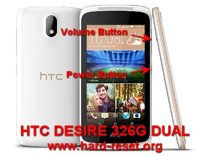 How to Easily Master Format HTC DESIRE 326G DUAL with Safety