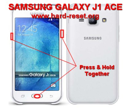 How to Easily Master Format SAMSUNG GALAXY J1 ACE SM-J110