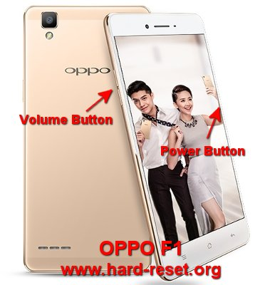 How to Easily Master Format OPPO F1 with Safety Hard Reset? - Hard