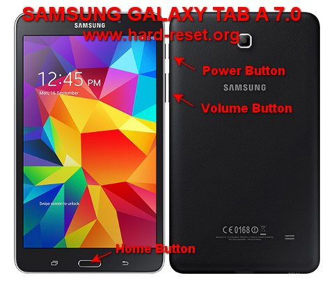 How to Easily Master Format SAMSUNG GALAXY TAB A 7 0 (T285