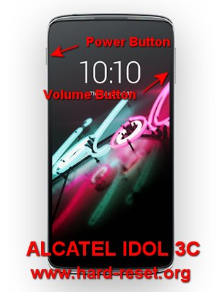 hard reset alcatel idol 3c
