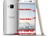 hard reset htc one s9