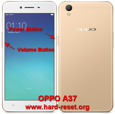How to Easily Master Format OPPO A37 with Safety Hard Reset