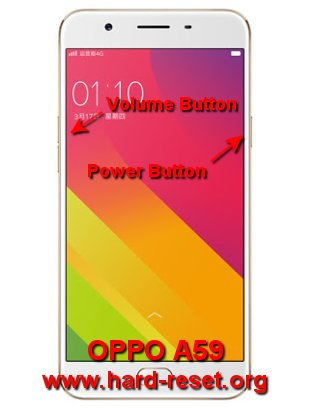 hard reset oppo a59