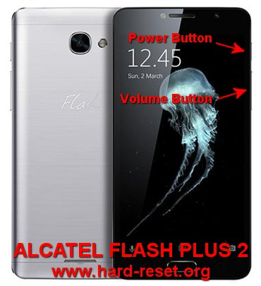 hard reset alcatel flash plus 2