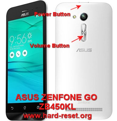 How To Easily Master Format Asus Zenfone Go Zb450kl Zb452kg 2016