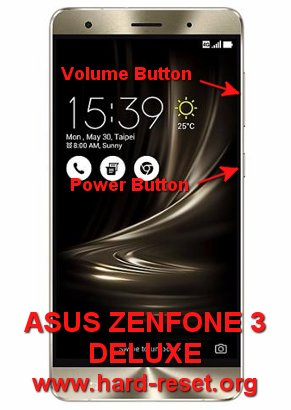 How to Easily Master Format ASUS ZENFONE 3 DELUXE ZS570KL with