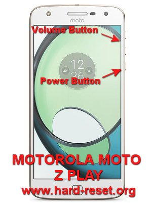 hard reset motorola moto z play driod
