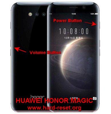 hard reset huawei honor magic