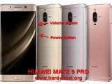 hard reset huawei mate 9 pro