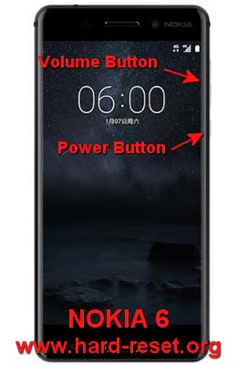 How to Easily Master Format NOKIA 6 (Android) with Safety