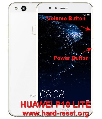 How to Easily Master Format HUAWEI P10 LITE with Safety Hard Reset