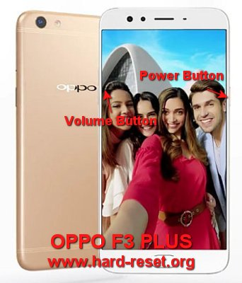How to Easily Master Format OPPO F3 PLUS with Safety Hard Reset