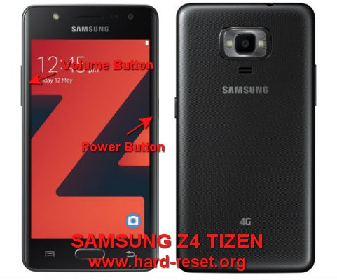 How to Easily Master Format SAMSUNG Z4 TIZEN with Safety Hard Reset